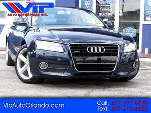2009 Audi A5 for Sale in Orlando, FL