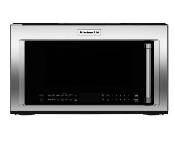 Like-new KitchenAid microwave