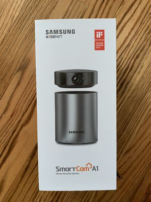New in box Samsung SmartCam security camera with pan and talk for Sale in Murfreesboro, TN