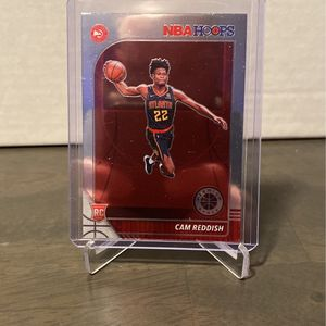 2020 NBA Hoops Cam Reddish RC #207 for Sale in Renton, WA