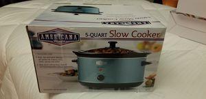 Classic Americana Slow Cooker for Sale in La Habra, CA