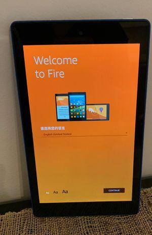 Amazon 🔥 Fire HD 8 7th Gen-black for Sale in Allentown, PA