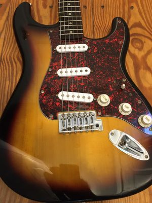 Fender Squier CXS Guitar for Sale in Lebanon, CT