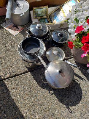 Kitchen Stuff Stainless Steel for Sale in Auburn, WA
