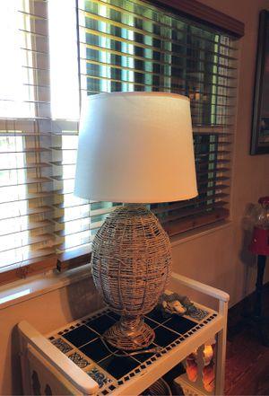 Pier One Lamp for Sale in Fort Pierce, FL