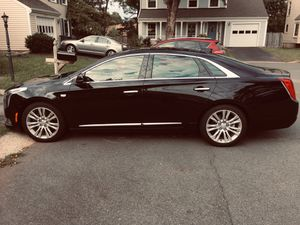 2018 Cadillac XTS Luxury- AWD - Black for Sale in Sterling, VA