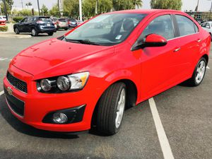 2016 Chevy Sonic Turbo for Sale in San Fernando, CA