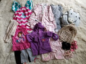 Baby clothes, shoes, backpacks for Sale in Valrico, FL