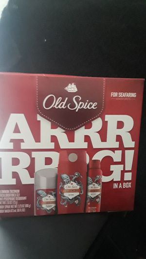 Old Spice Krakengard for Sale in Elk Grove, CA