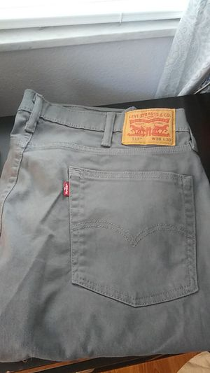 Mens Levi Strauss 38 w 30 L for Sale in Palm Harbor, FL