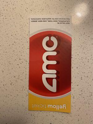 4* AMC TICKETS for Sale in Cambridge, MA