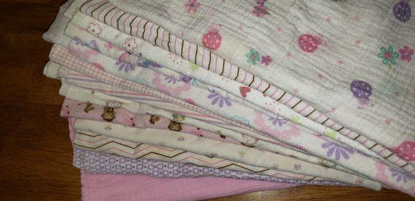 Bundle- receiving blankets
