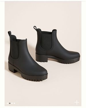 Jeffrey Campbell Chelsea Rain Boots size 9 1/2-10 for Sale in Los Angeles, CA