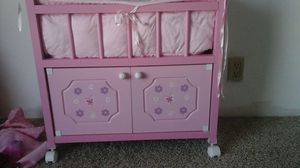Doll bed for Sale in Salem, OR