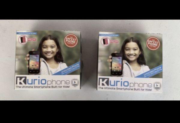 "Kurio Phone ""Pink"""