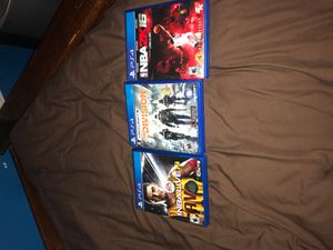 Ps4 games for Sale in Long Beach, CA