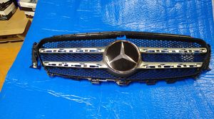 Mercedes Grill @ Emblem provided pictures of part numbers for Sale in Piedmont, SC