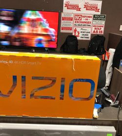 "Vizio 40"" Inch 4K Tv V405-G9 V Series G7F for Sale in Hawthorne,  CA"