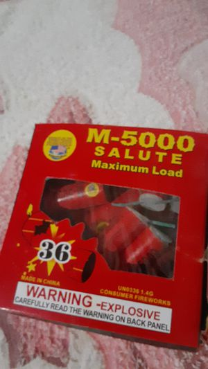M –5000 for Sale in Los Angeles, CA