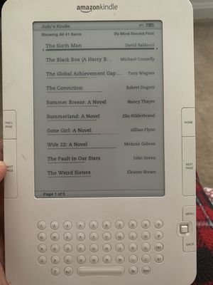 Amazon kindle for Sale in Darnestown, MD