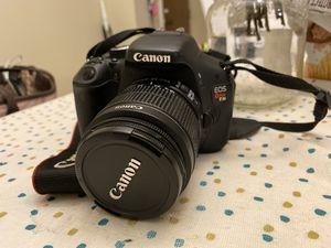 Canon DS126311 EOS Rebel T3i Digital for Sale in Lauderhill, FL