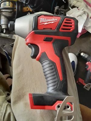 Milwaukee M18 Cordless Hex Impact Driver for Sale in Cudahy, CA