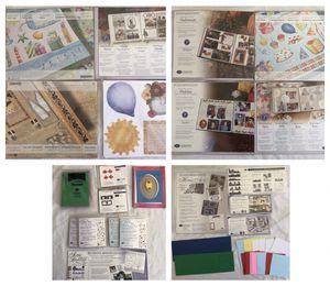 huge creative memories bundle of DIE CUTS for Sale in Tustin, CA