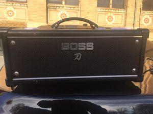 Boss Katana Head (25-100Watts) for Sale in Washington, DC