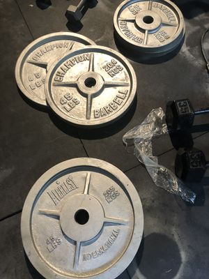 Olympic weights for Sale in Malden, MA
