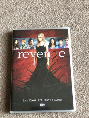 Revenge -season 1 DVDs for Sale in Oak Park, IL