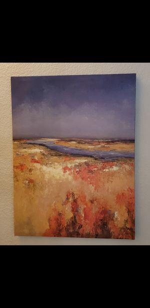 Pretty Watercolor Canvas for Sale in Phoenix, AZ