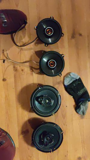 Car audio door speakers pioneer and jbl for Sale in Redford Charter Township, MI
