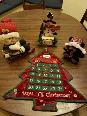 Christmas Decor for Sale in Orange, CA