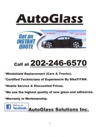 Windshield & Autoglass