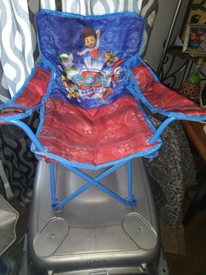 Paw Patrol lawn chair for Sale in Indianapolis, IN