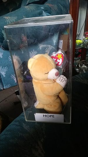Rare HOPE ty beanie baby original for Sale in Milwaukie, OR