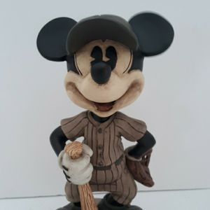 Mickey Mouse Baseball Bobblehead Disney World Resort for Sale in West Palm Beach, FL