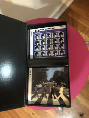 The Beatles complete box cd collection for Sale in Baton Rouge, LA