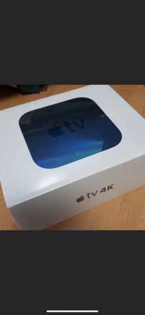 Apple TV 4K for Sale in St. Louis, MO