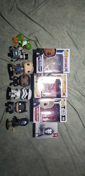 POP figures and ect for Sale in Sacramento, CA