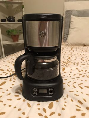 GE 5 Cup Coffee Maker for Sale in Hamilton Township, NJ