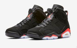 "Air Jordan 6 Retro ""Bred"" Size 12 for Sale in Whittier, CA"