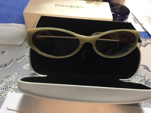 YVES SAINT LAURENT SUNGLASSES for Sale in Conroe, TX