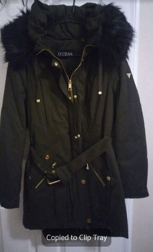 guess jacket coat for Sale in Chula Vista, CA