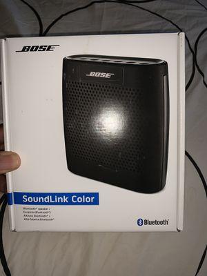 Bose wireless Bluetooth sound link color speaker for Sale in Philadelphia, PA