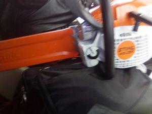 Stihl 291 chainsaw for Sale in Manteca, CA