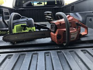 Chain Saw for Sale in Sanger, CA
