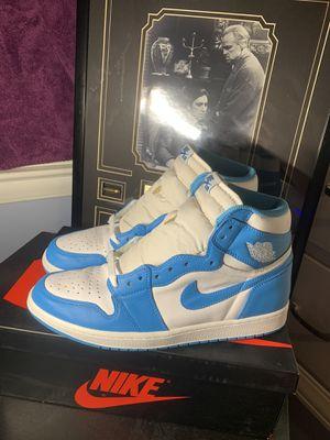Jordan 1 retro POWDER BLUE UNC SZ 12 for Sale in Dearborn, MI