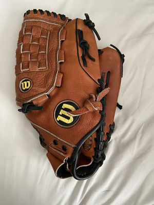 "Wilson large 12 1/2"" softball glove for Sale in Monroe, CT"