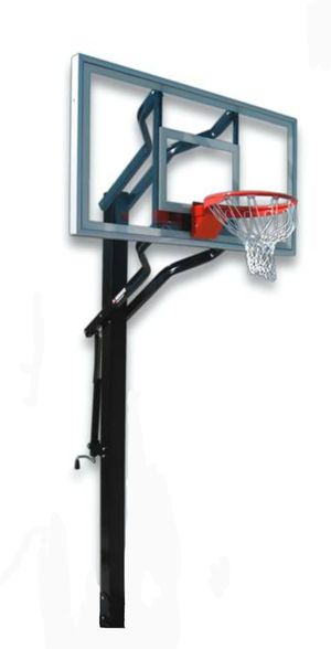 In-ground Spalding Basketball Court for Sale in Fontana, CA
